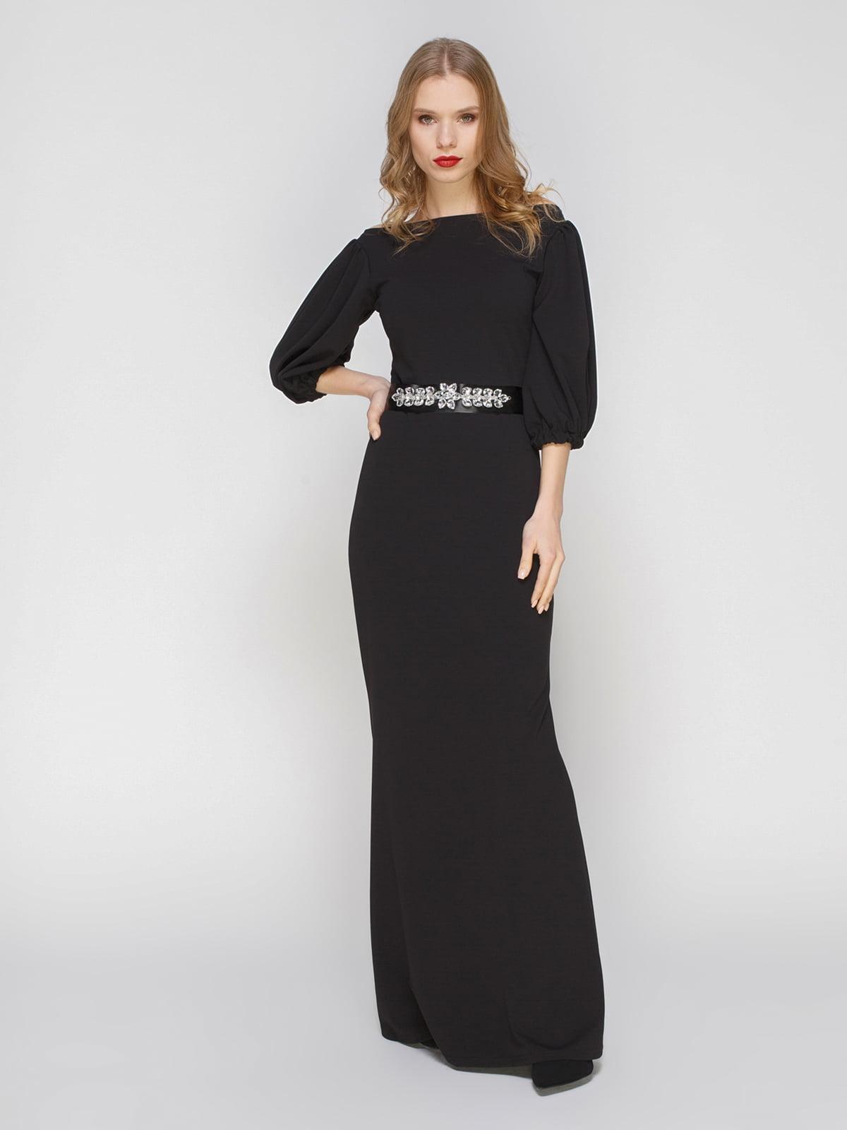 Платье черное | 2003629