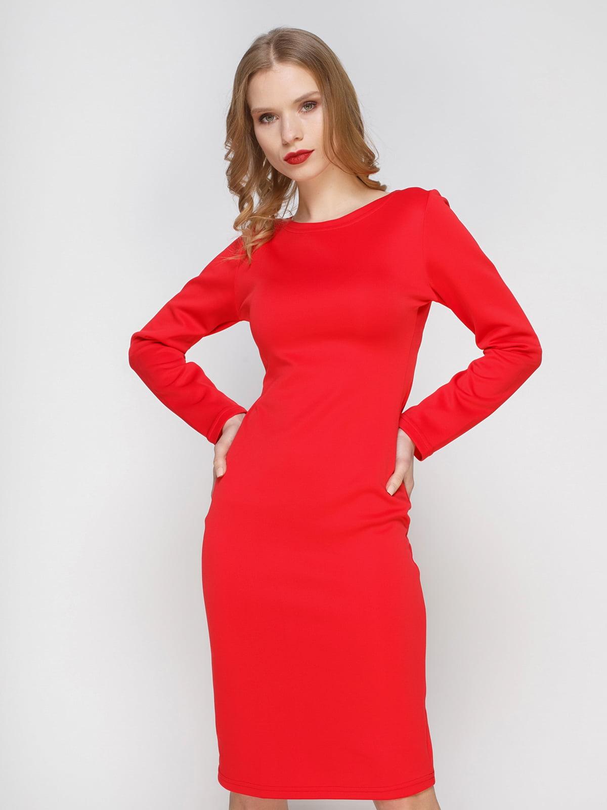 Сукня червона   2994708
