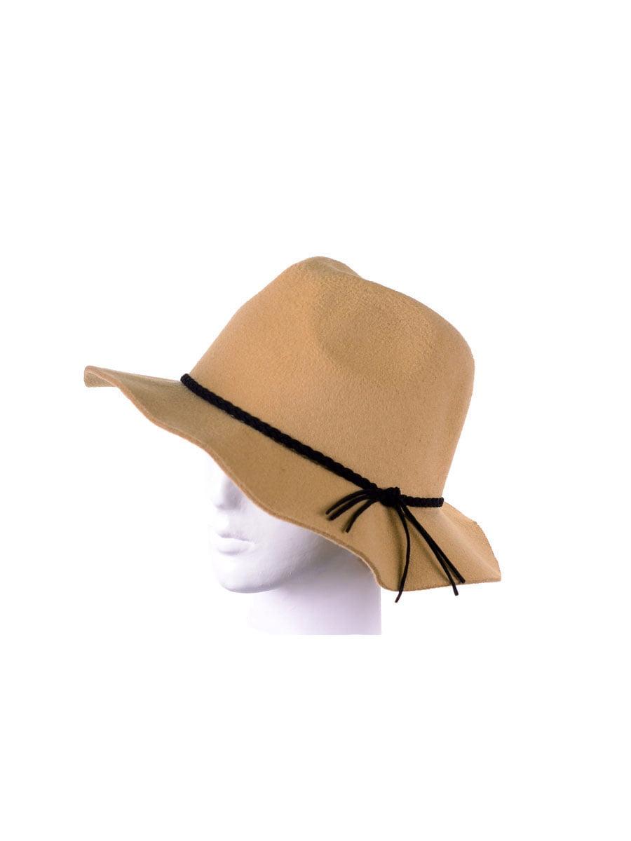 Шляпа бежевая | 4823912