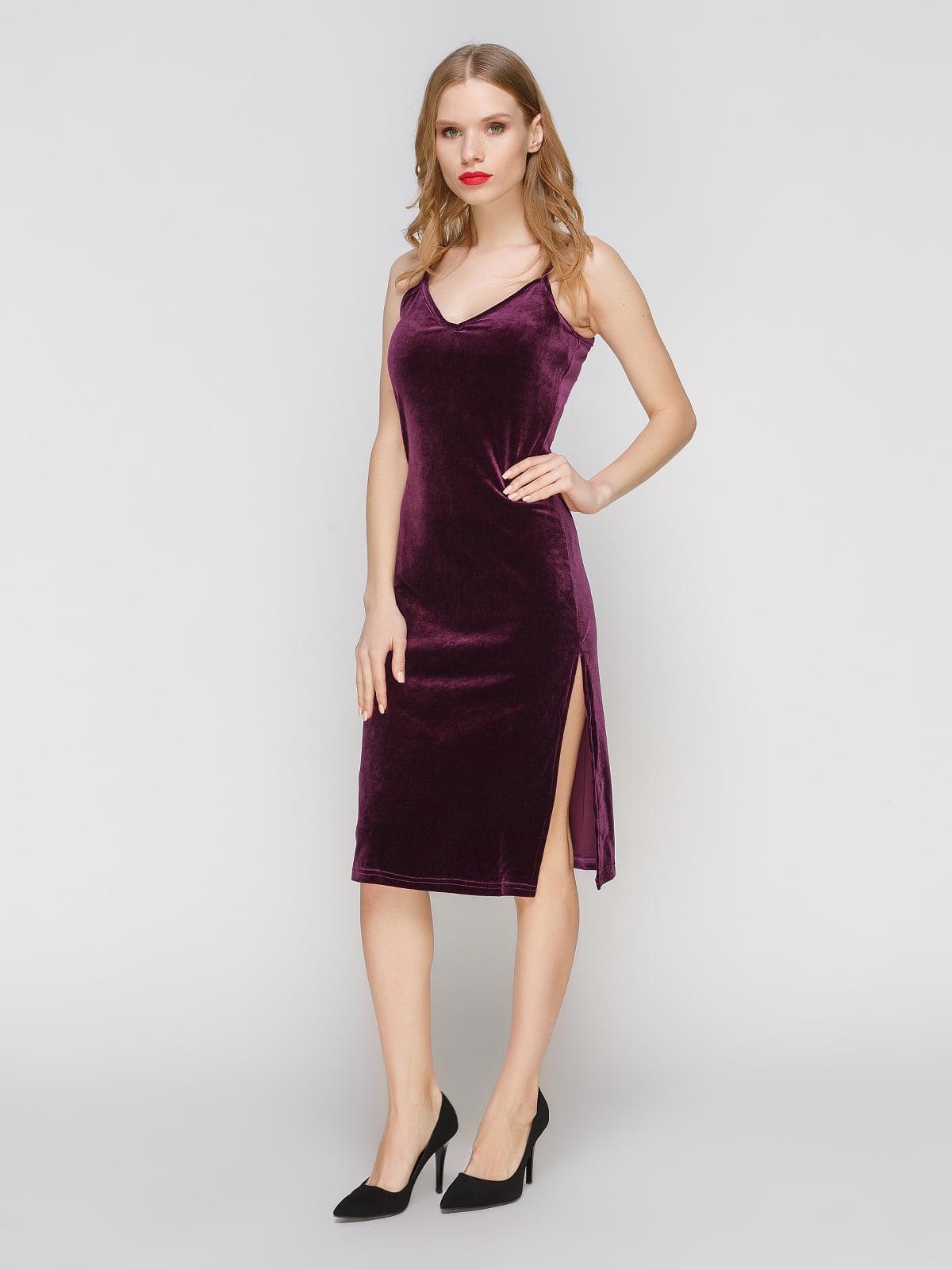 Сукня фіолетова | 3182312