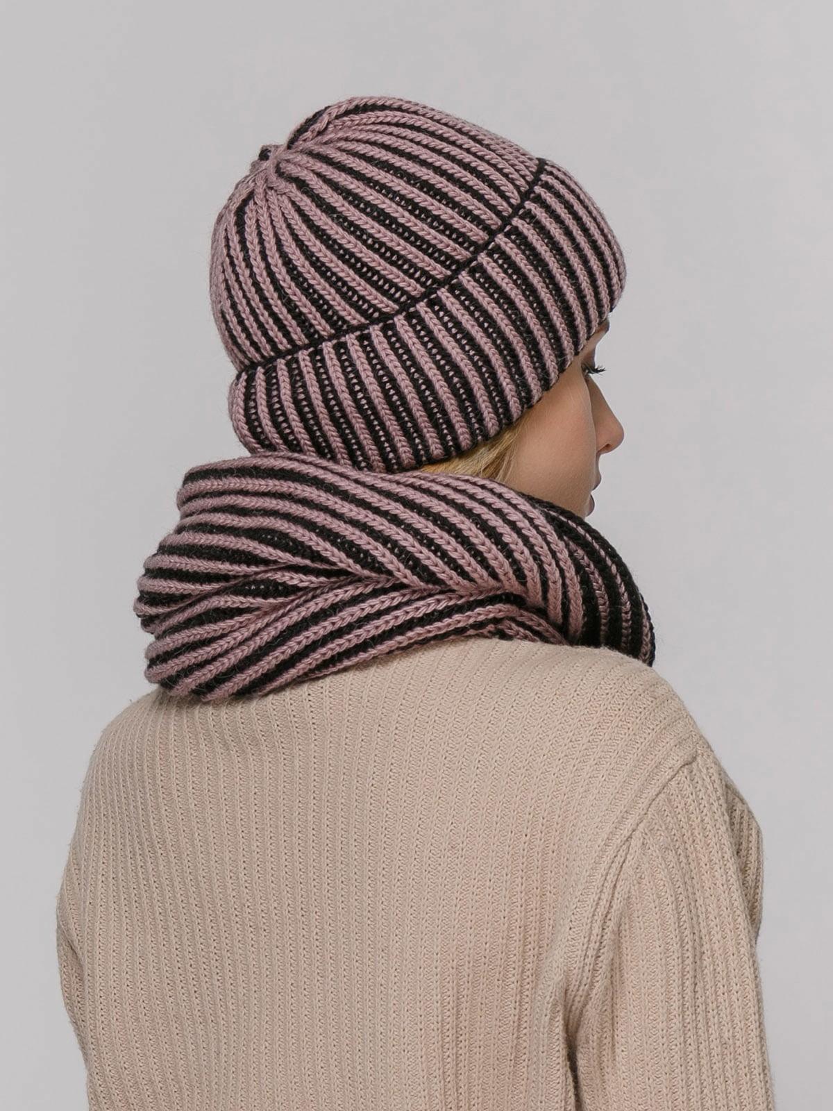 Комплект: шапка і шарф | 4732666 | фото 2