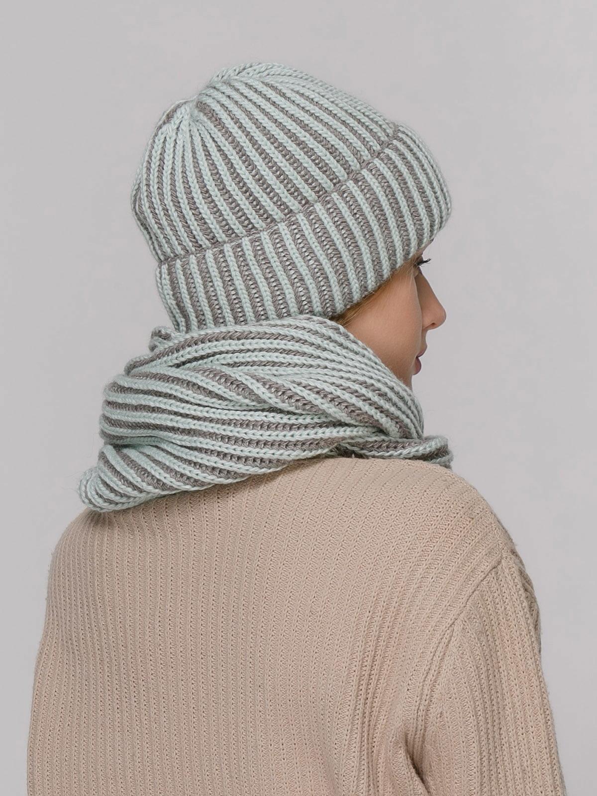 Комплект: шапка і шарф | 4732667 | фото 2