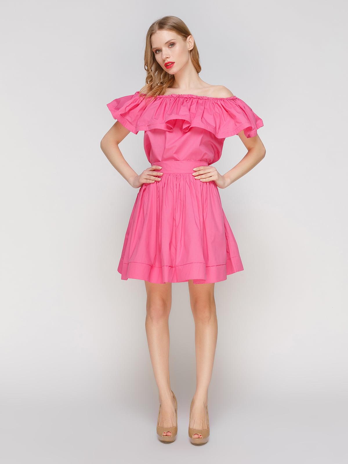 Костюм: блуза і спідниця | 2293441