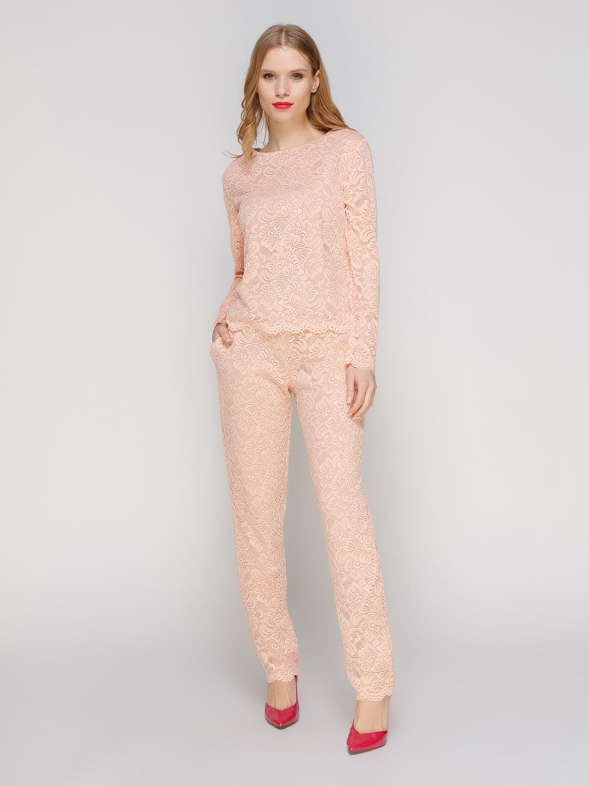 Костюм: блуза і штани | 3361596