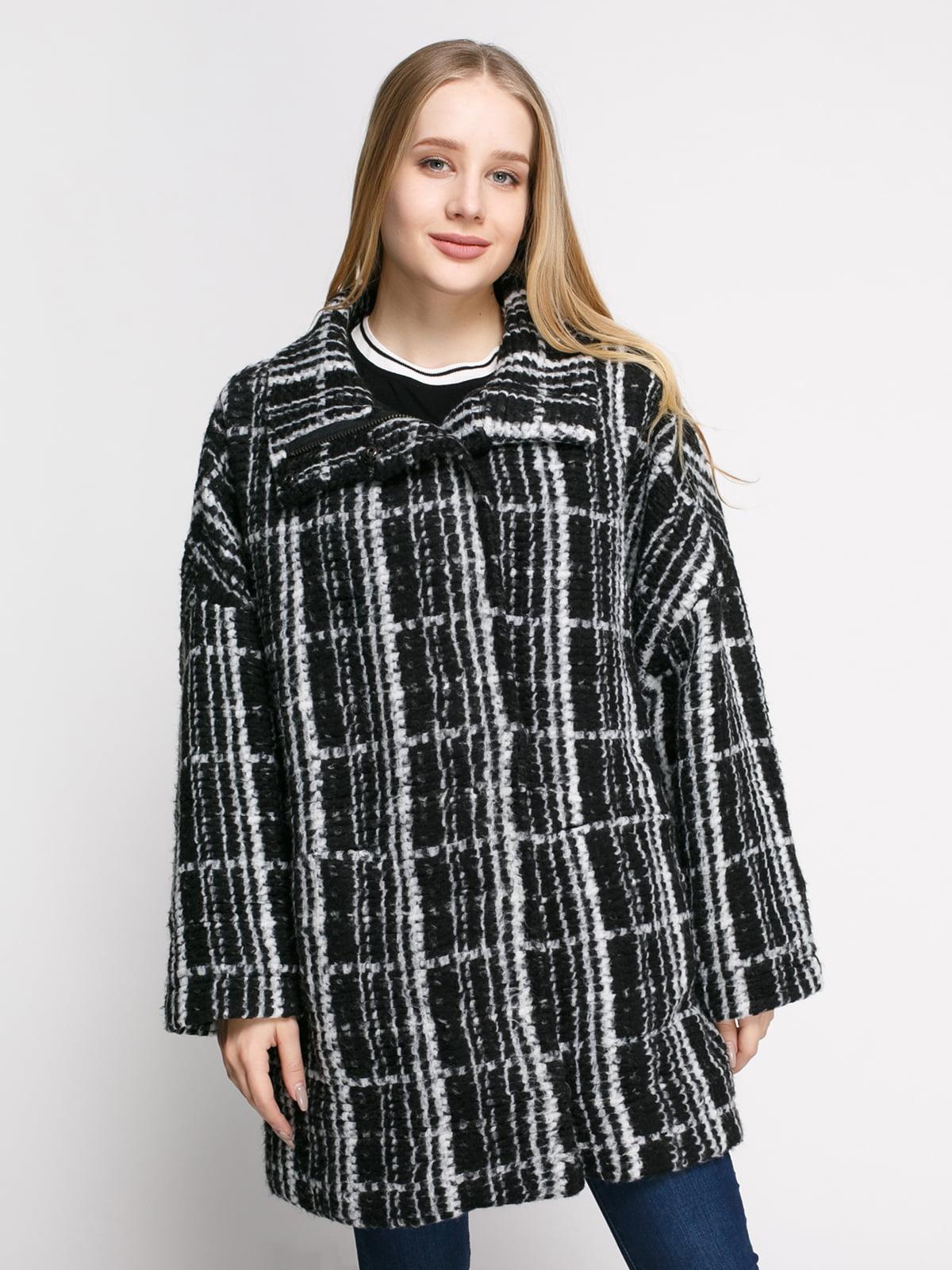 Пальто клетчатое | 2109704