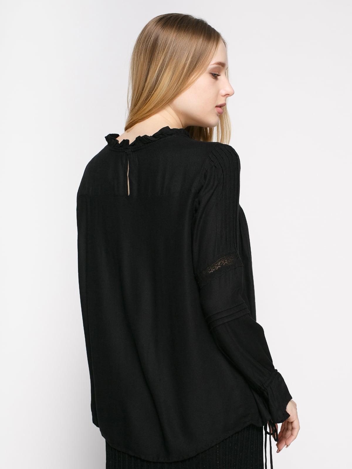 Блуза черная | 2616268 | фото 2