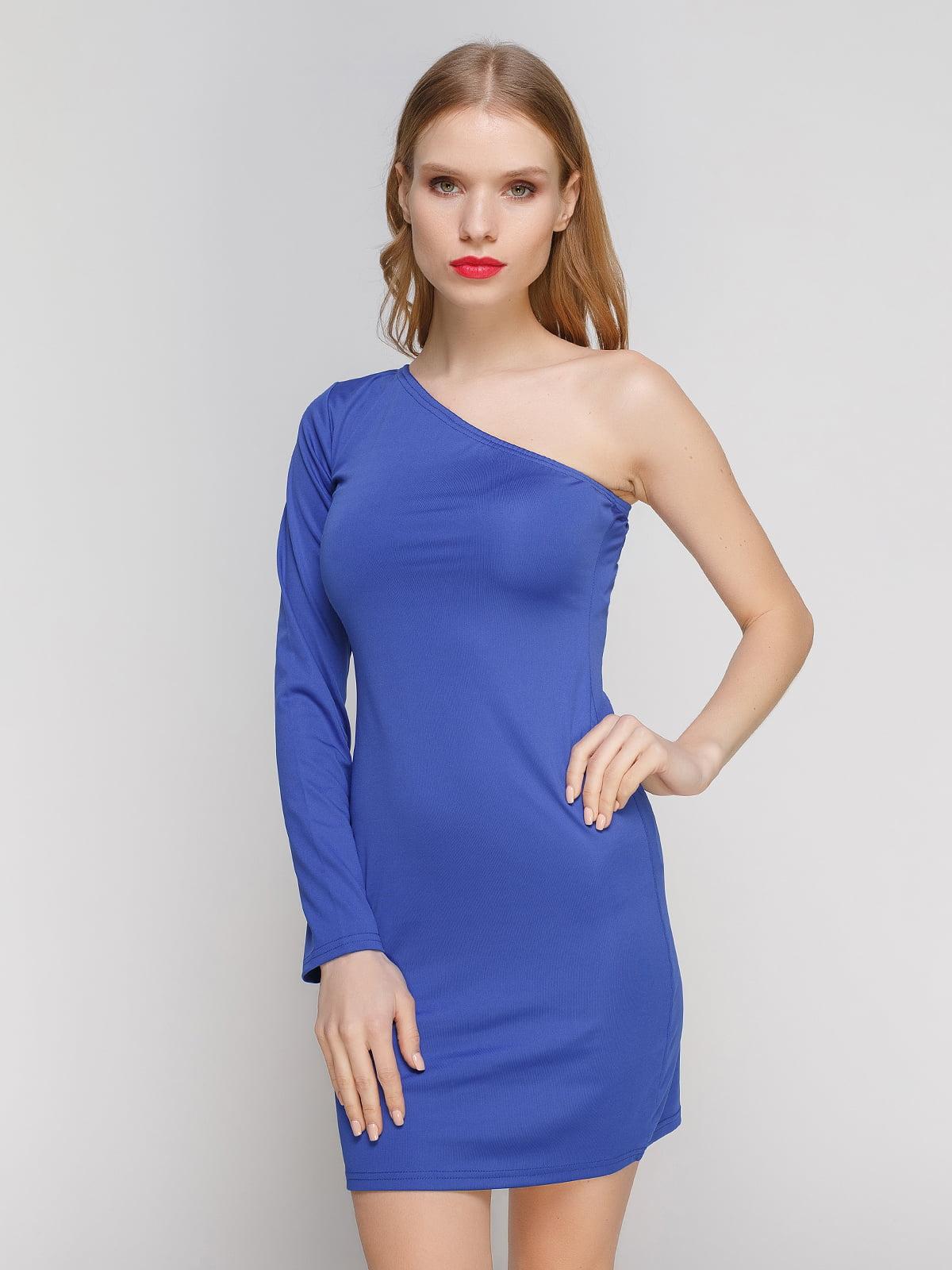 Платье синее | 2003654