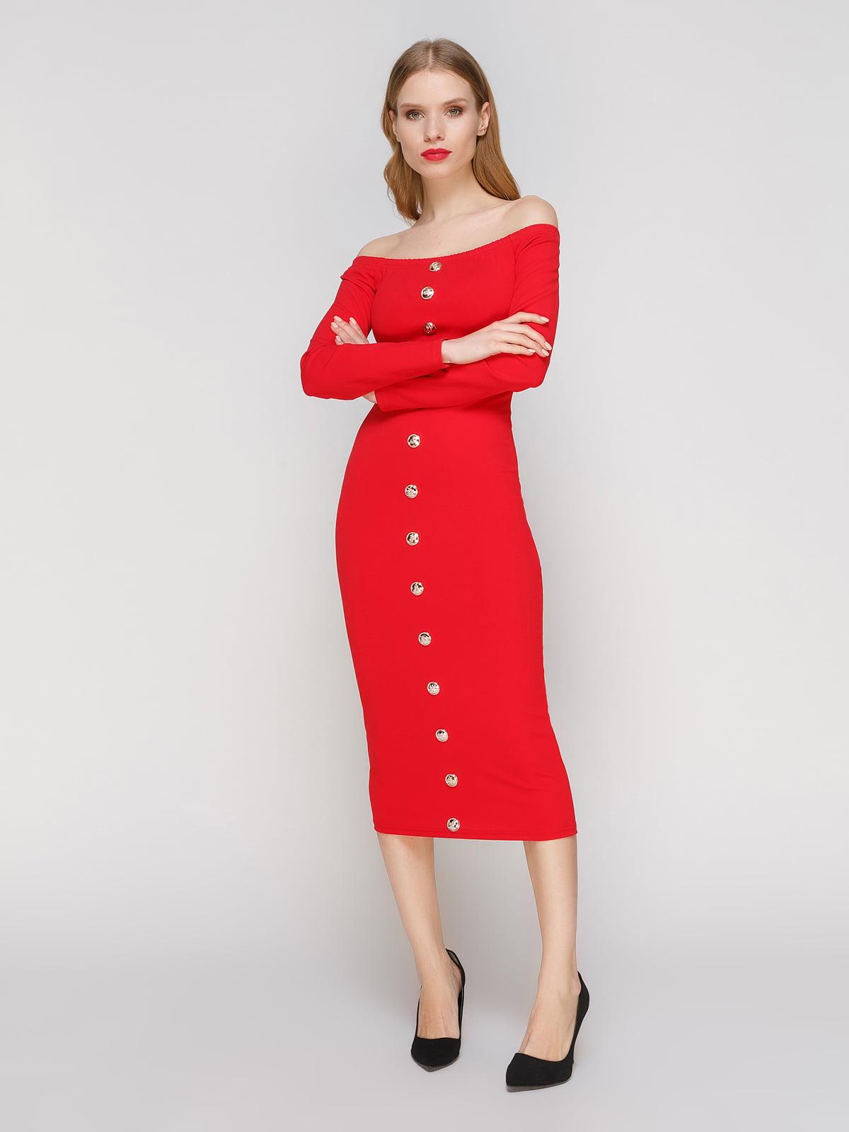 Сукня червона | 2121425