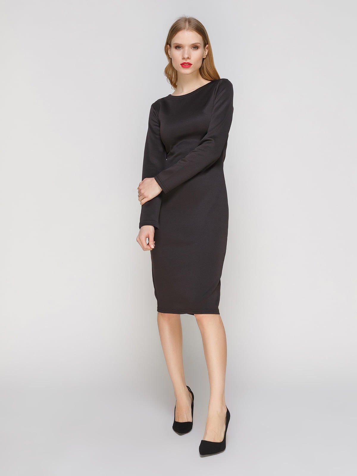 Сукня чорна | 2994709