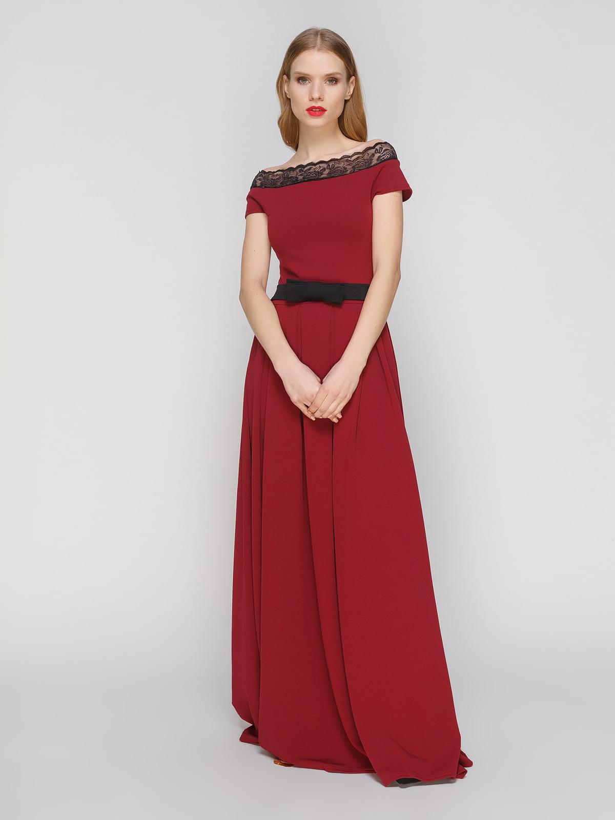 Сукня сливового кольору | 2003638