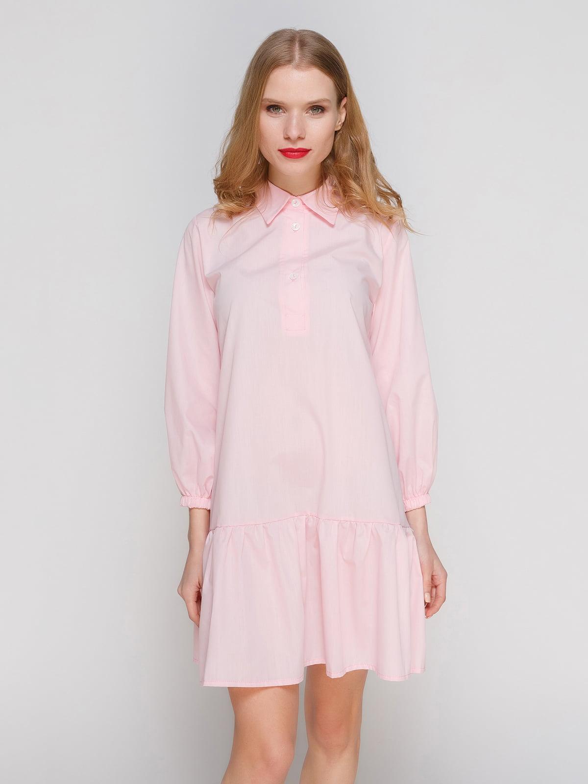Сукня рожева | 3361622