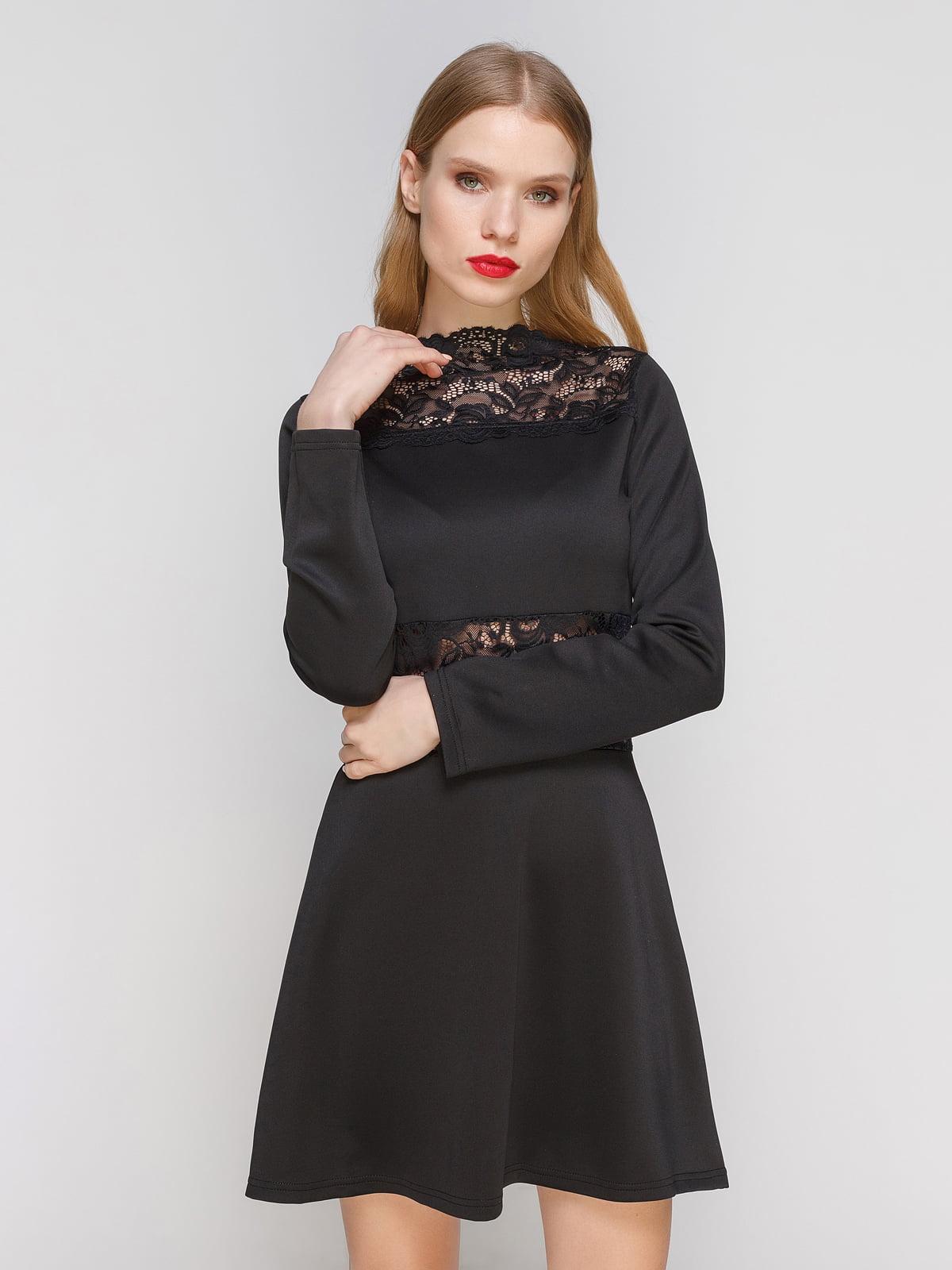 Сукня чорна | 3045933