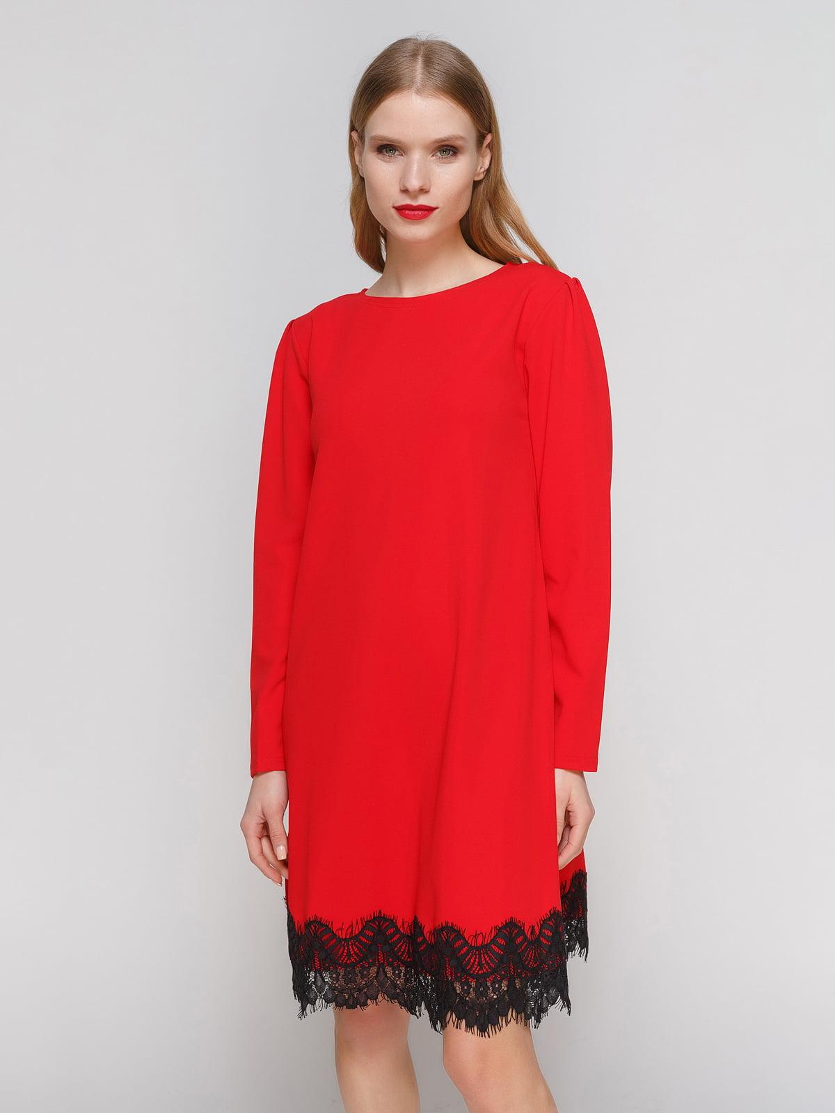 Сукня червона | 2735486