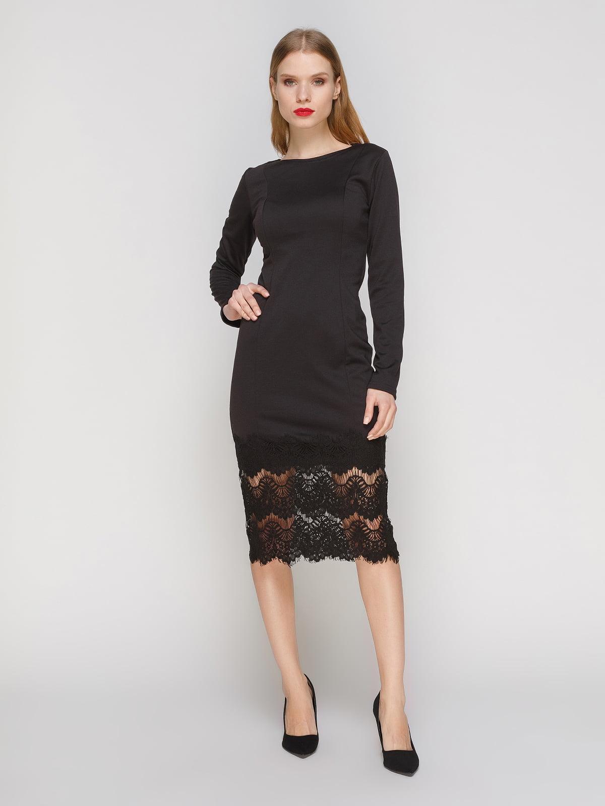 Сукня чорна | 2735484