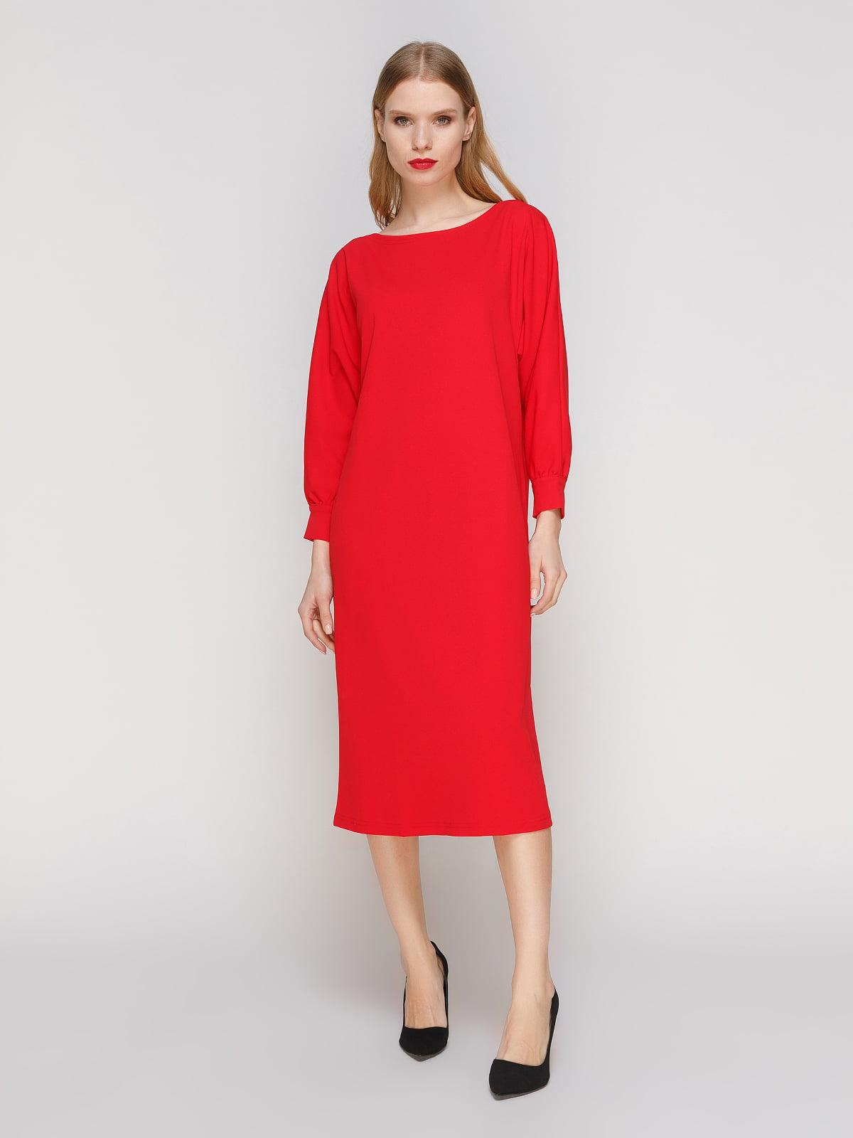 Сукня червона | 2056242