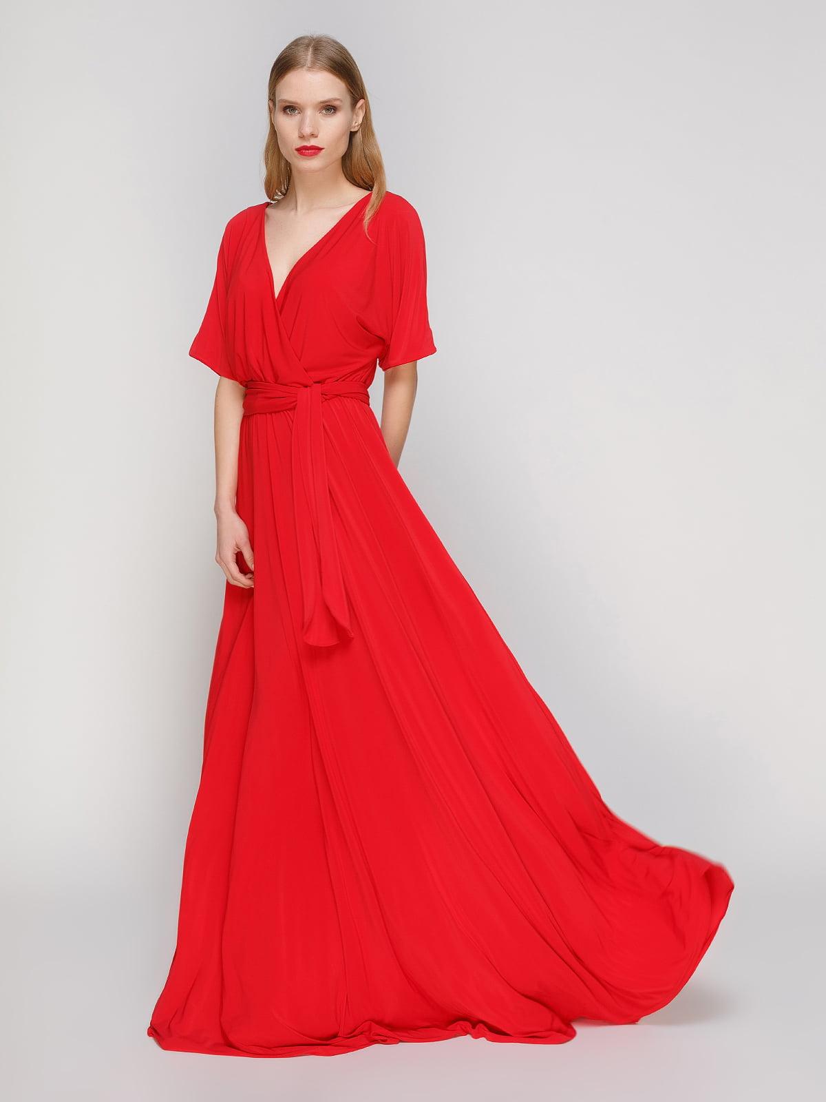 Сукня червона | 2003632