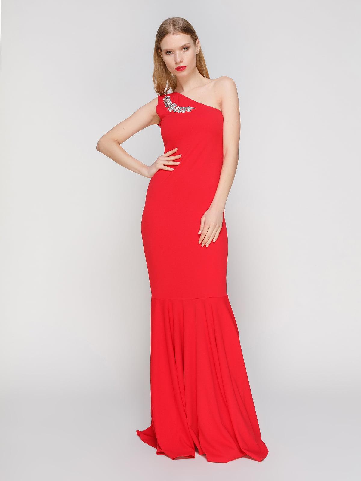Платье красное | 2003678