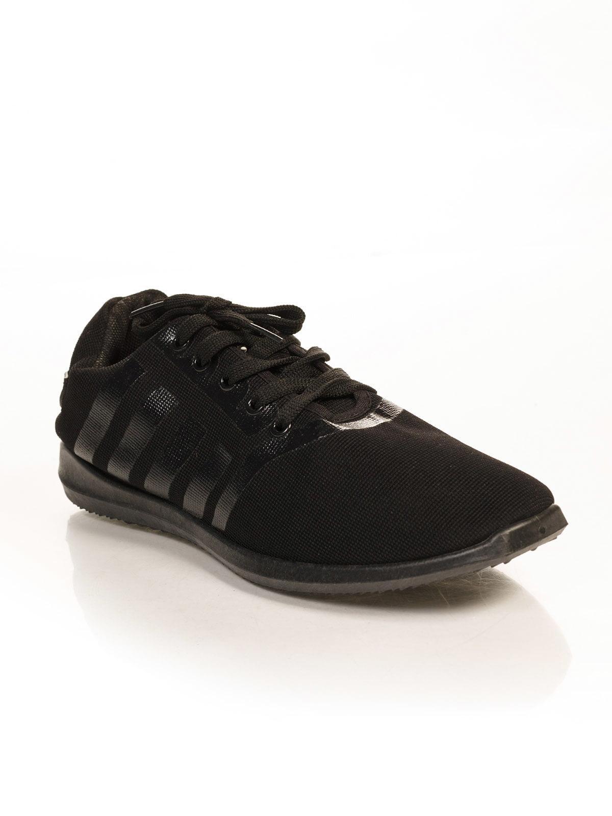 Кроссовки черные | 4784853