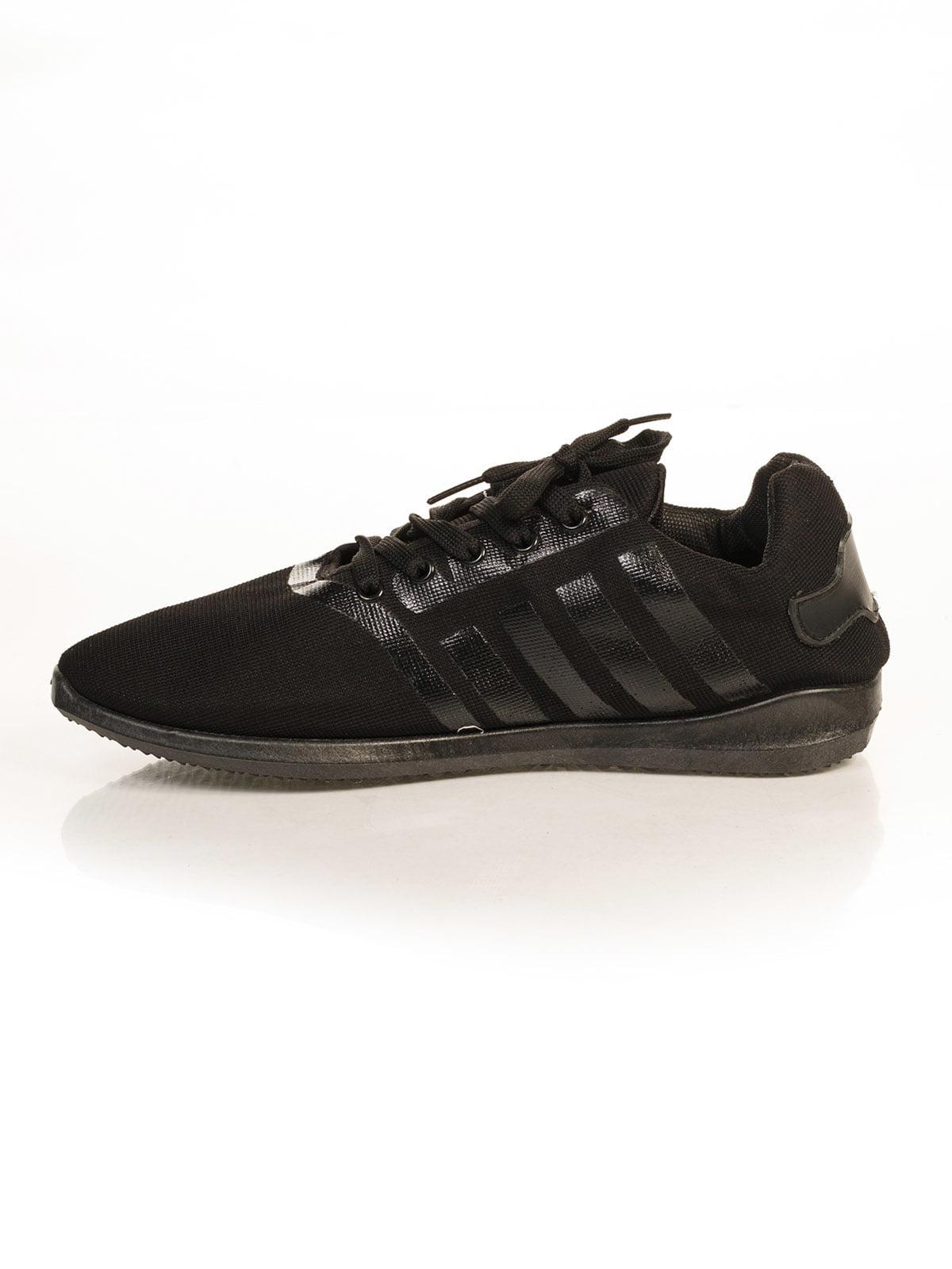 Кроссовки черные | 4784853 | фото 2