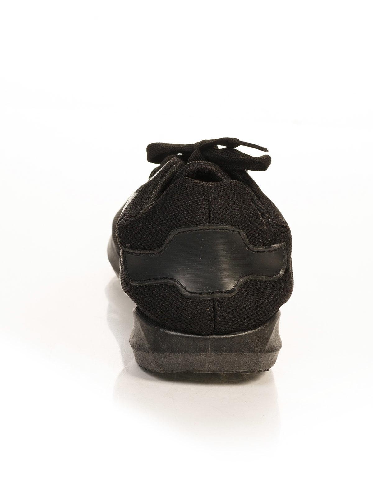 Кроссовки черные | 4784853 | фото 3