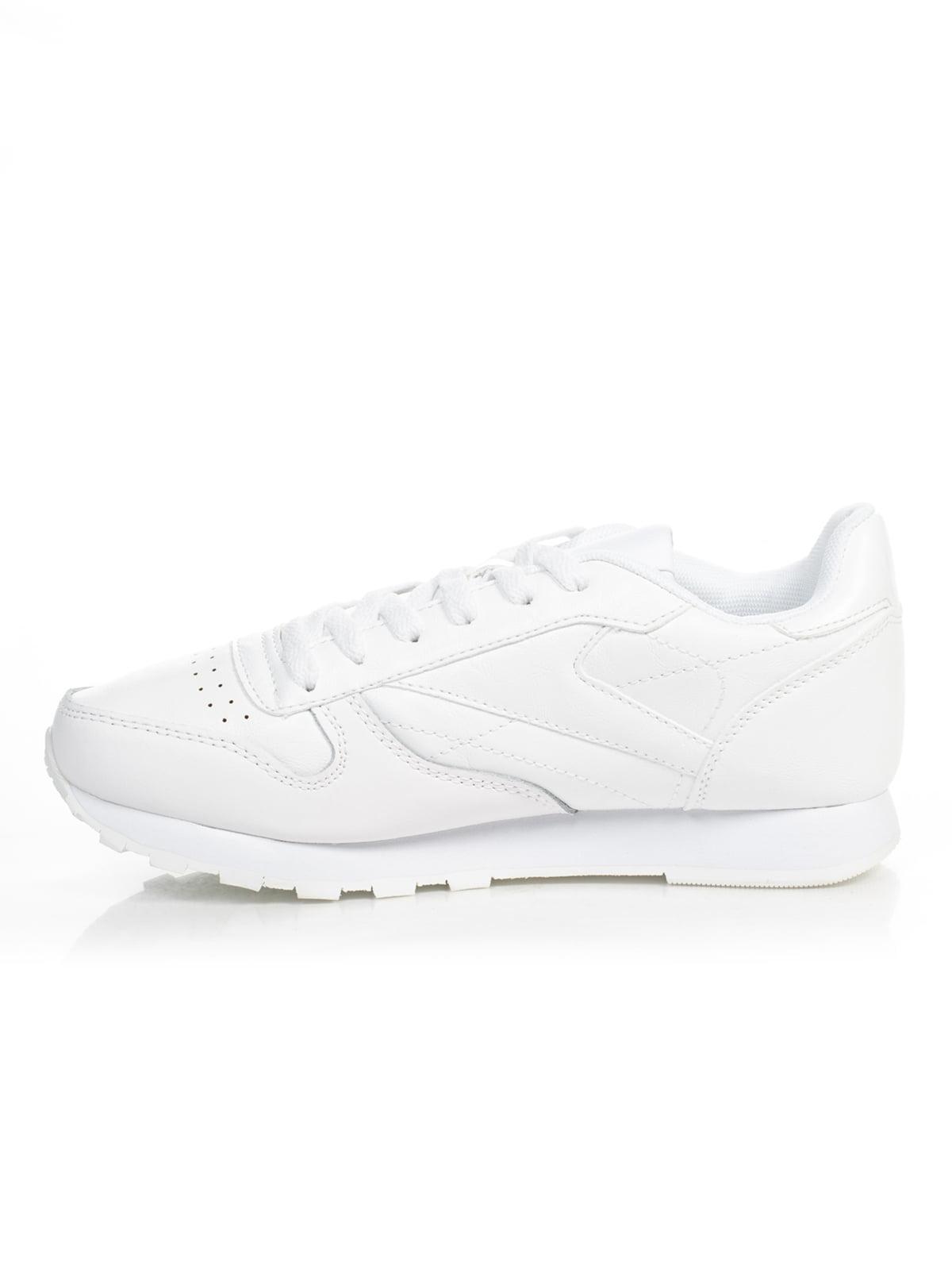 Кроссовки белые | 4826047 | фото 2