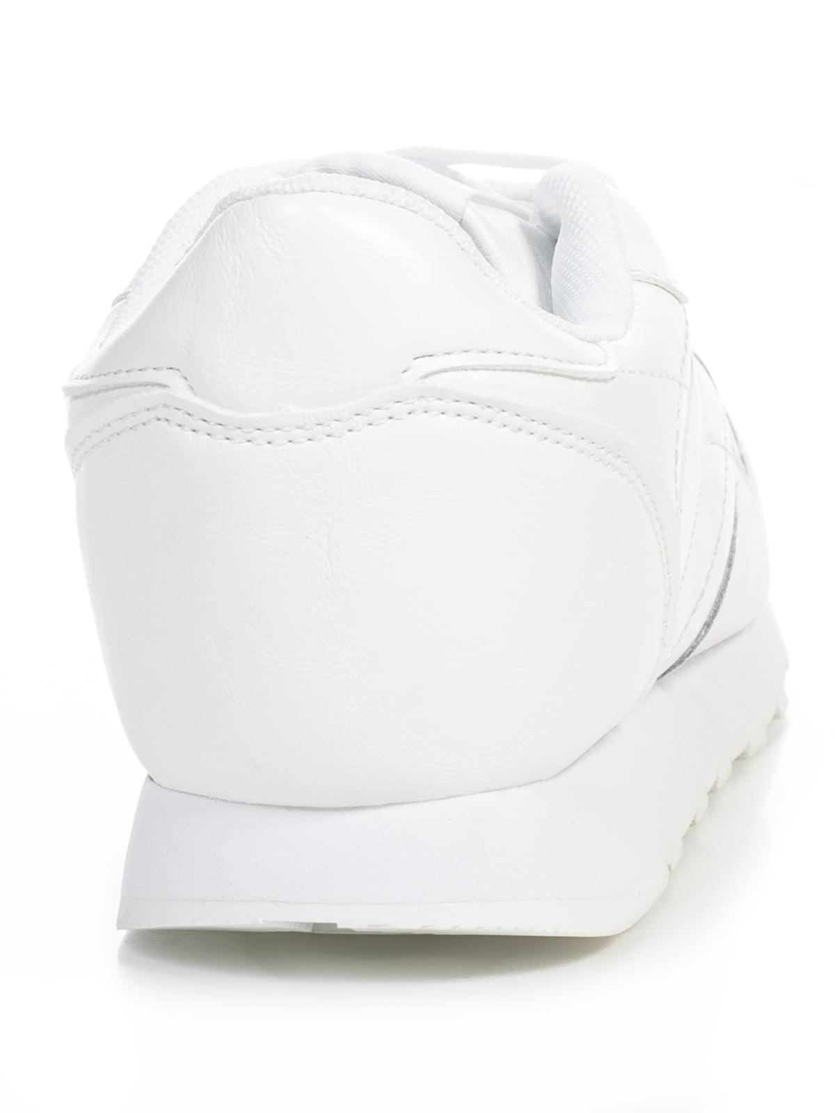 Кроссовки белые | 4826047 | фото 3