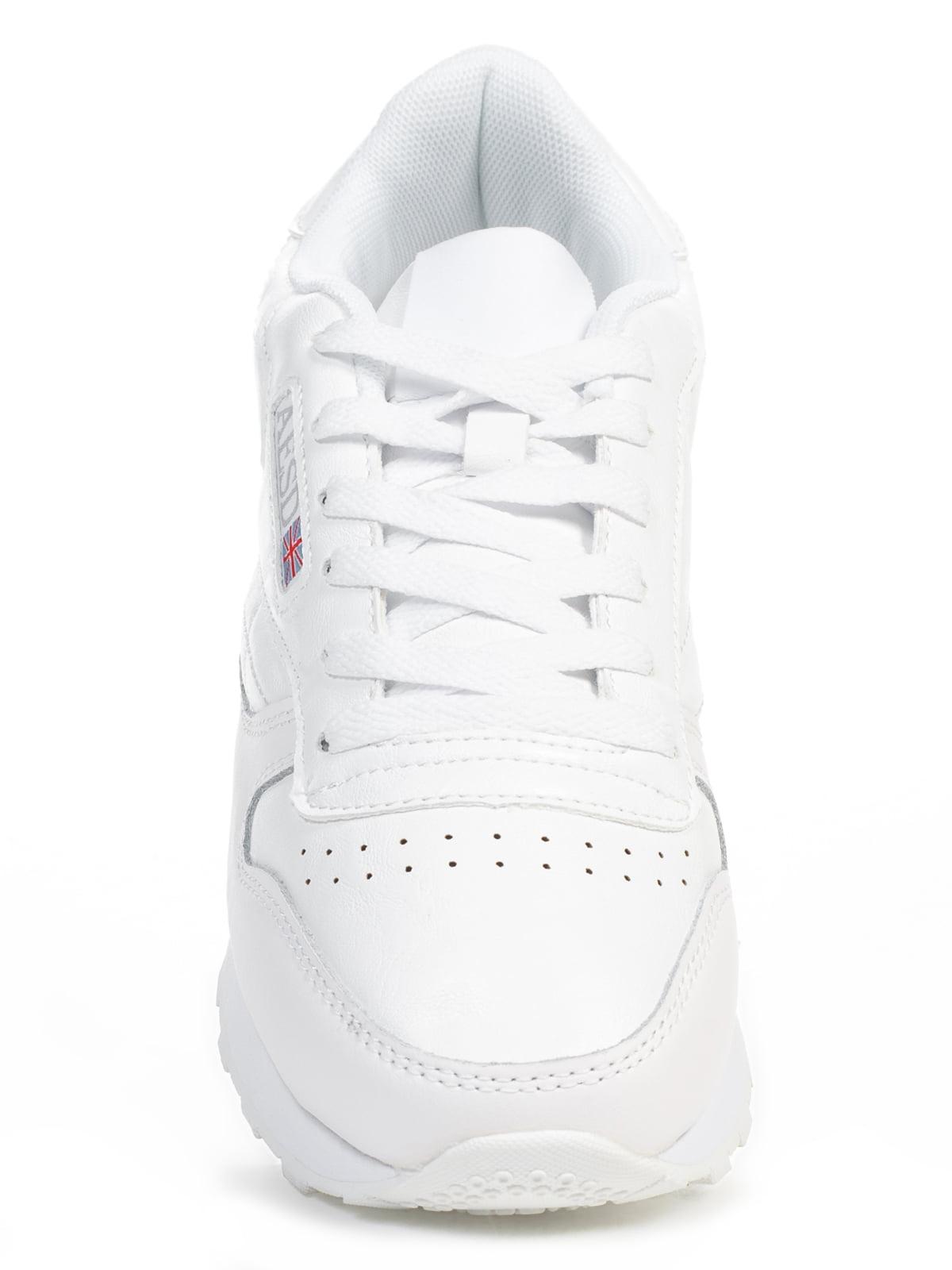 Кроссовки белые | 4826047 | фото 4