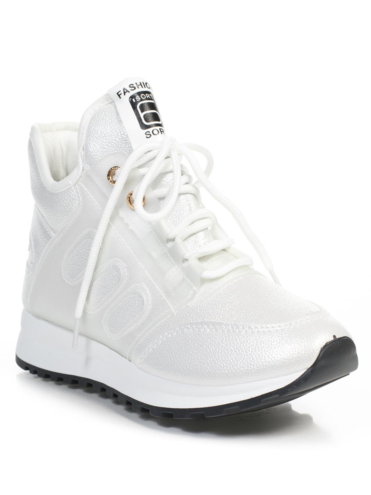 Кроссовки белые | 4826046