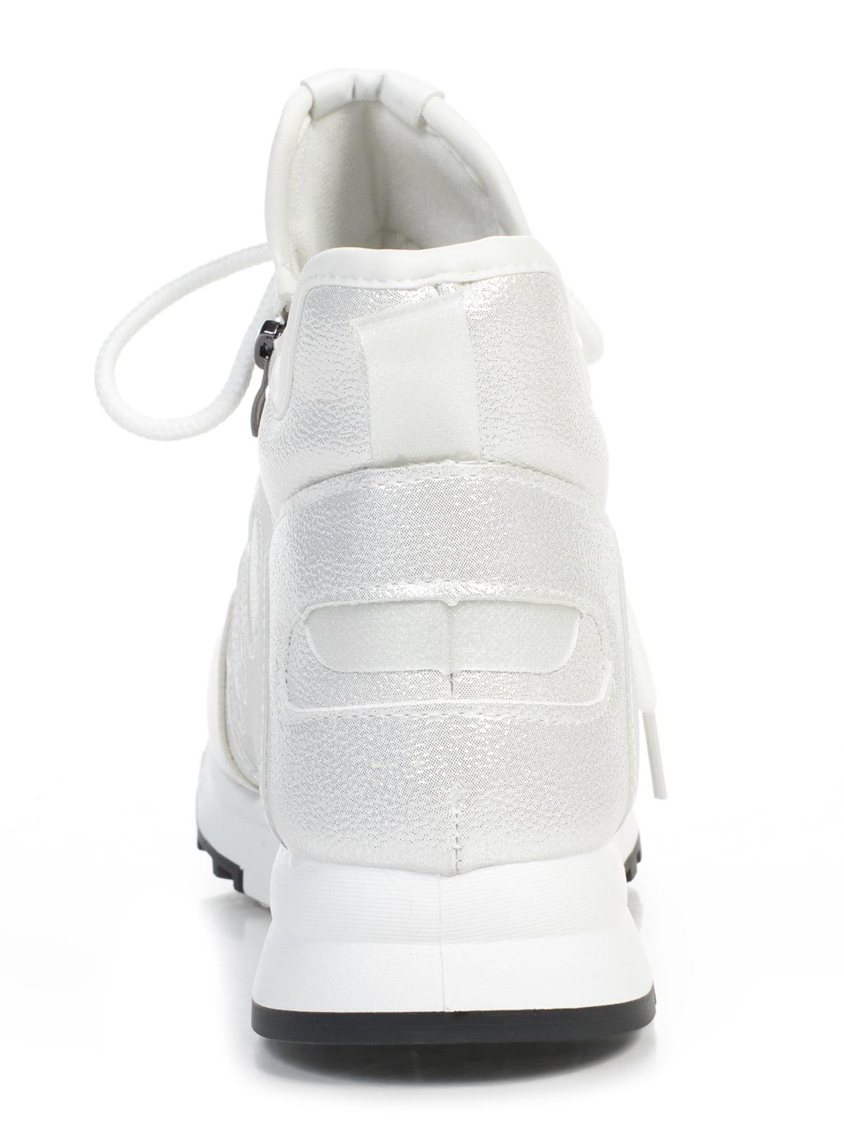 Кроссовки белые | 4826046 | фото 3