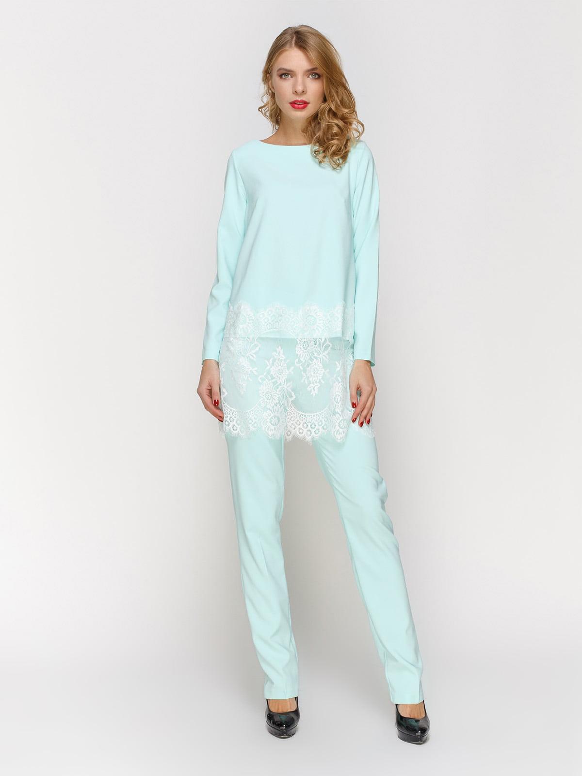 Костюм: блуза і штани | 2612196