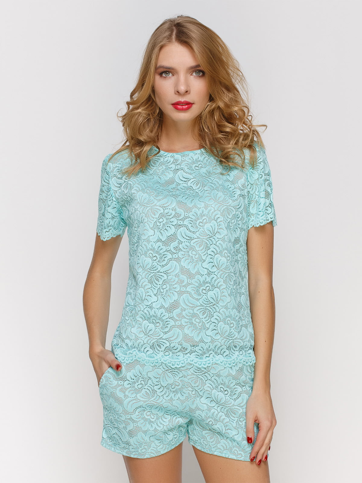 Костюм: блуза і шорти | 3361600