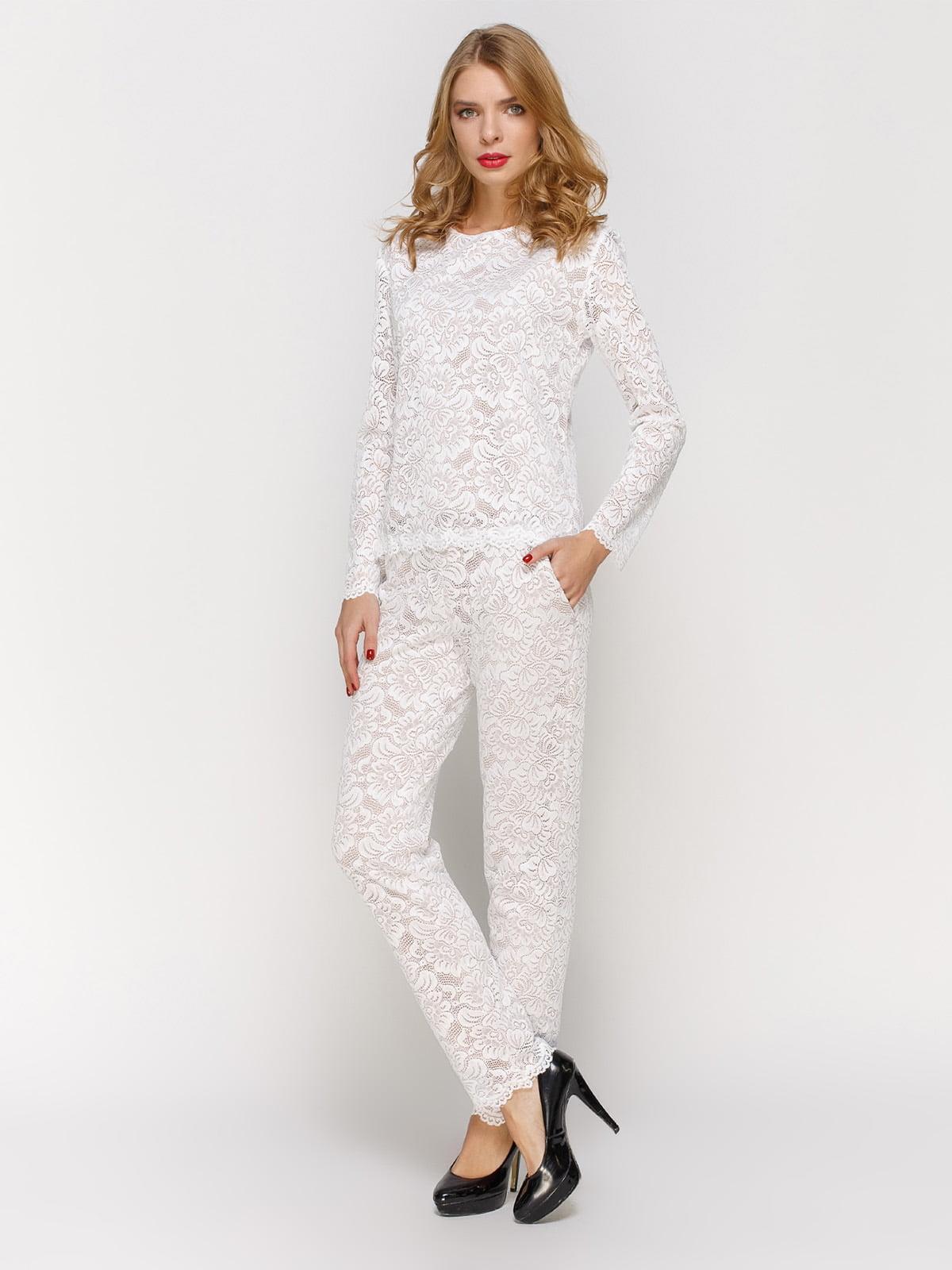 Костюм: блуза і штани   3361598