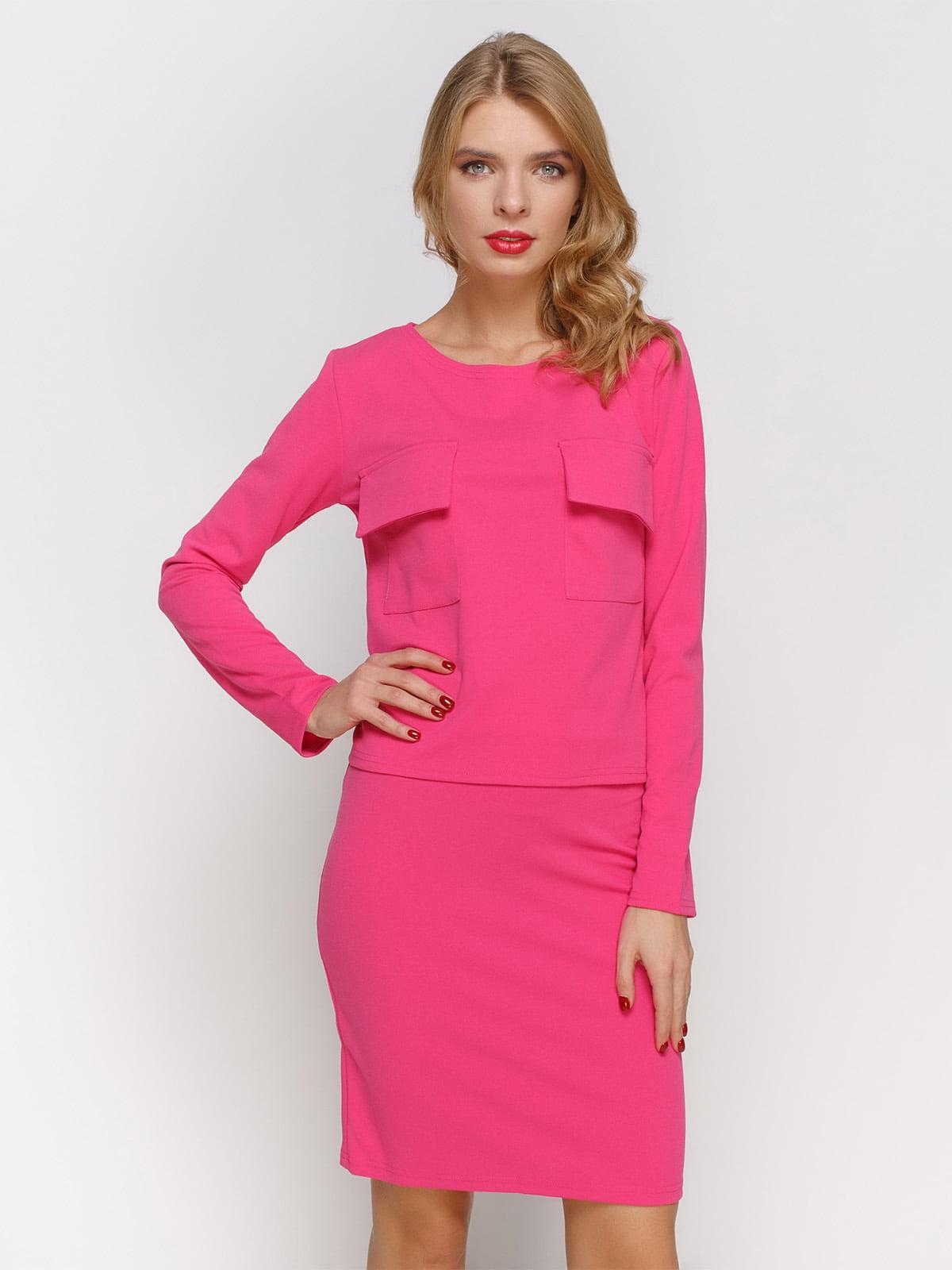 Костюм: блуза і спідниця   2056230