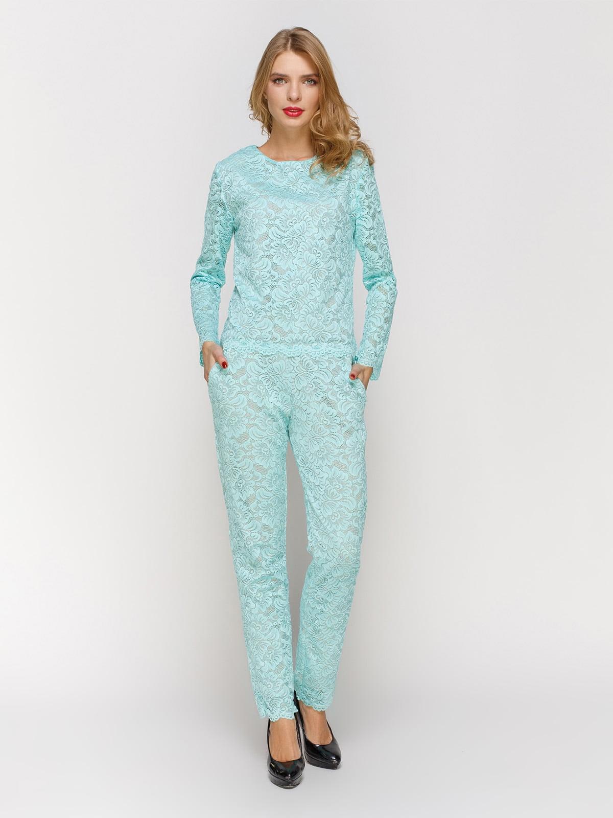 Костюм: блуза и брюки | 3361597