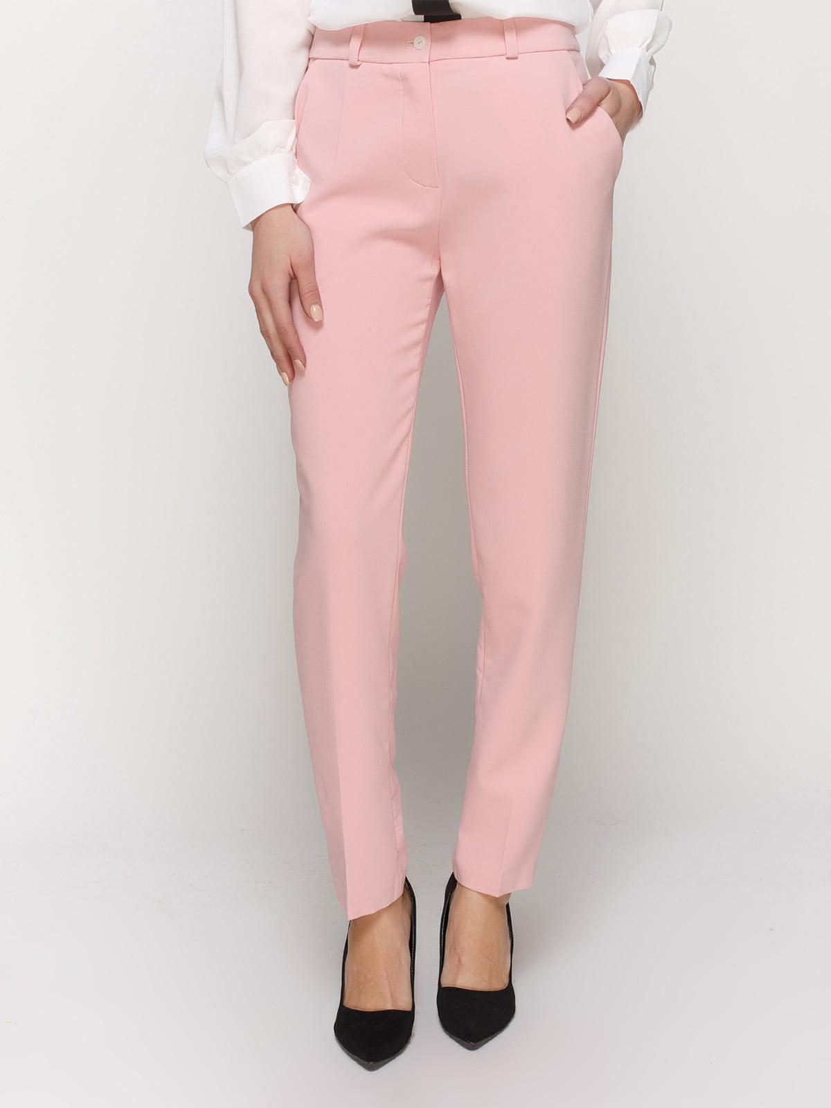 Штани рожеві | 3182329