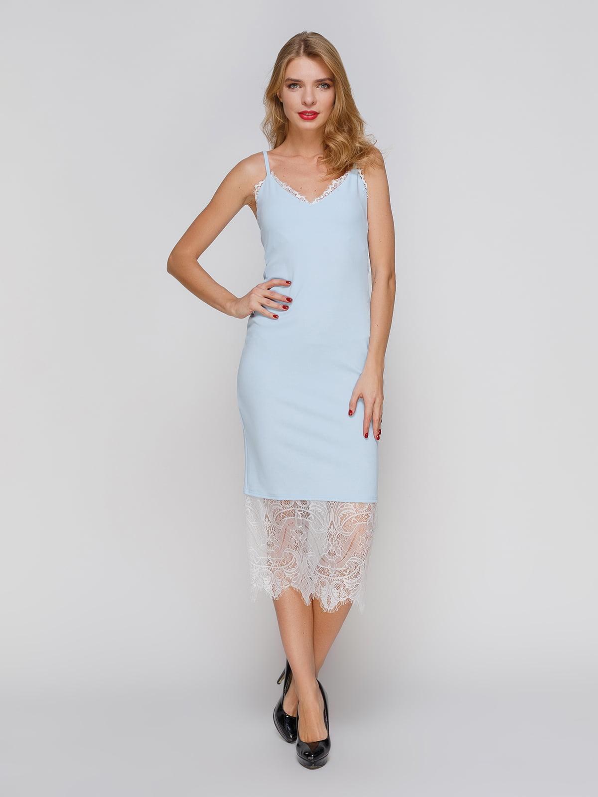 Сукня блакитна   3257972