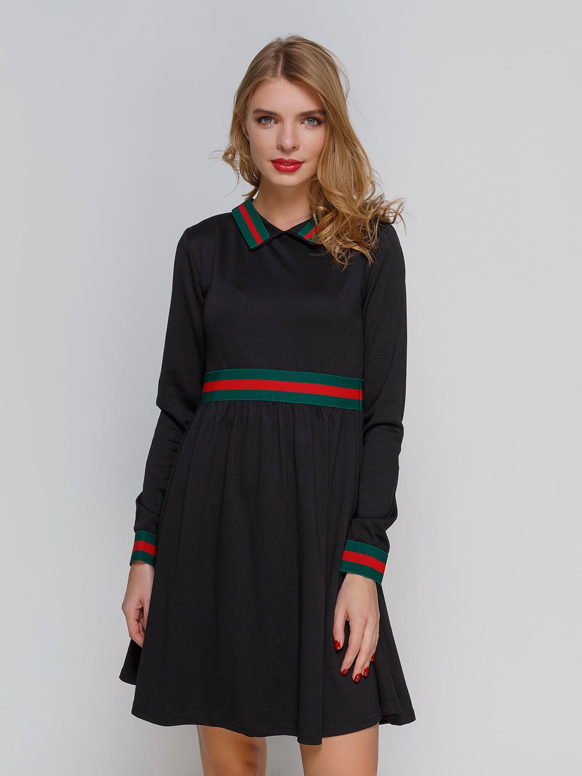 Платье черное | 2735483