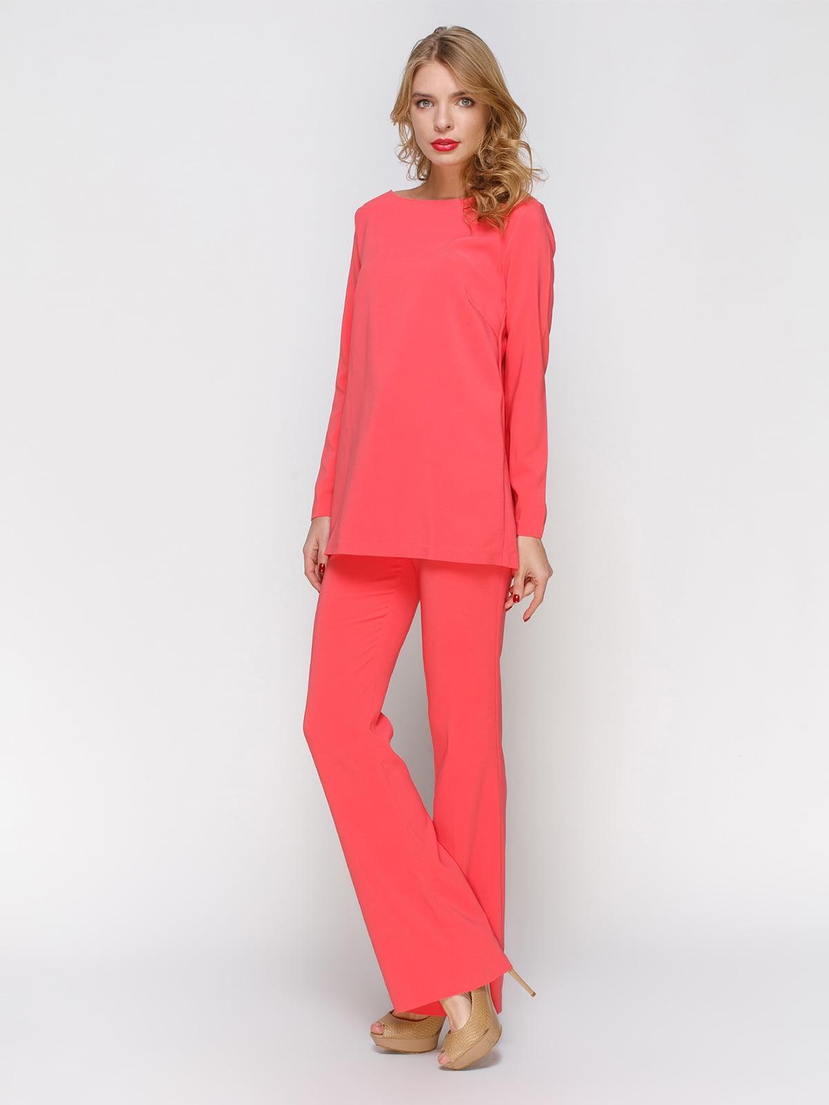 Костюм: штани і блуза | 2612199