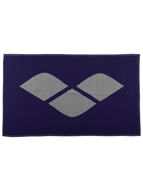 Полотенце синее | 4651145