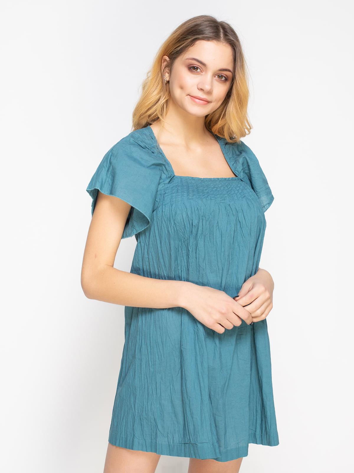 Сукня бірюзова | 2206646