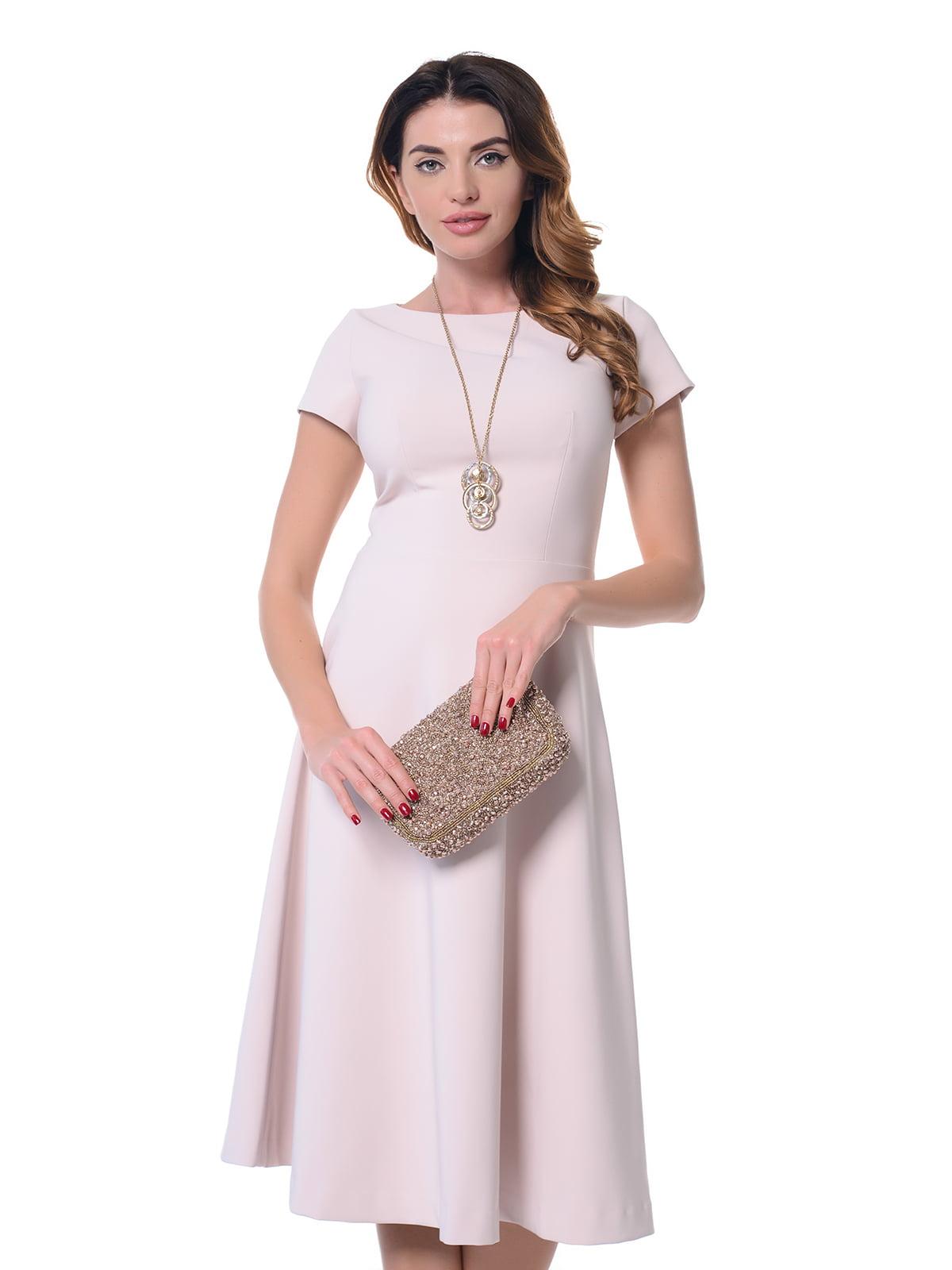 Платье розовое | 4827160