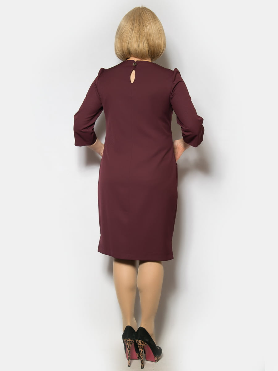 Сукня бордова | 4827404 | фото 2