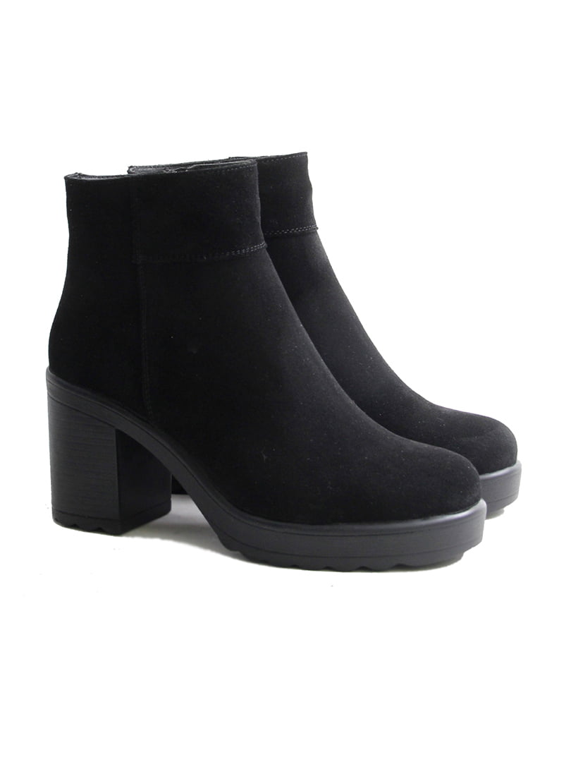 Ботинки черные | 4827631