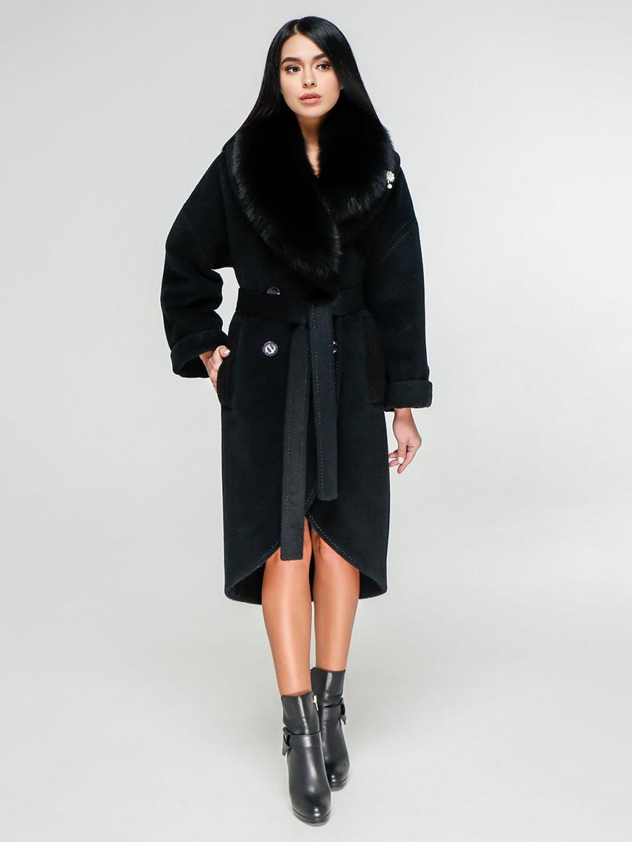 Пальто чорне | 4828137