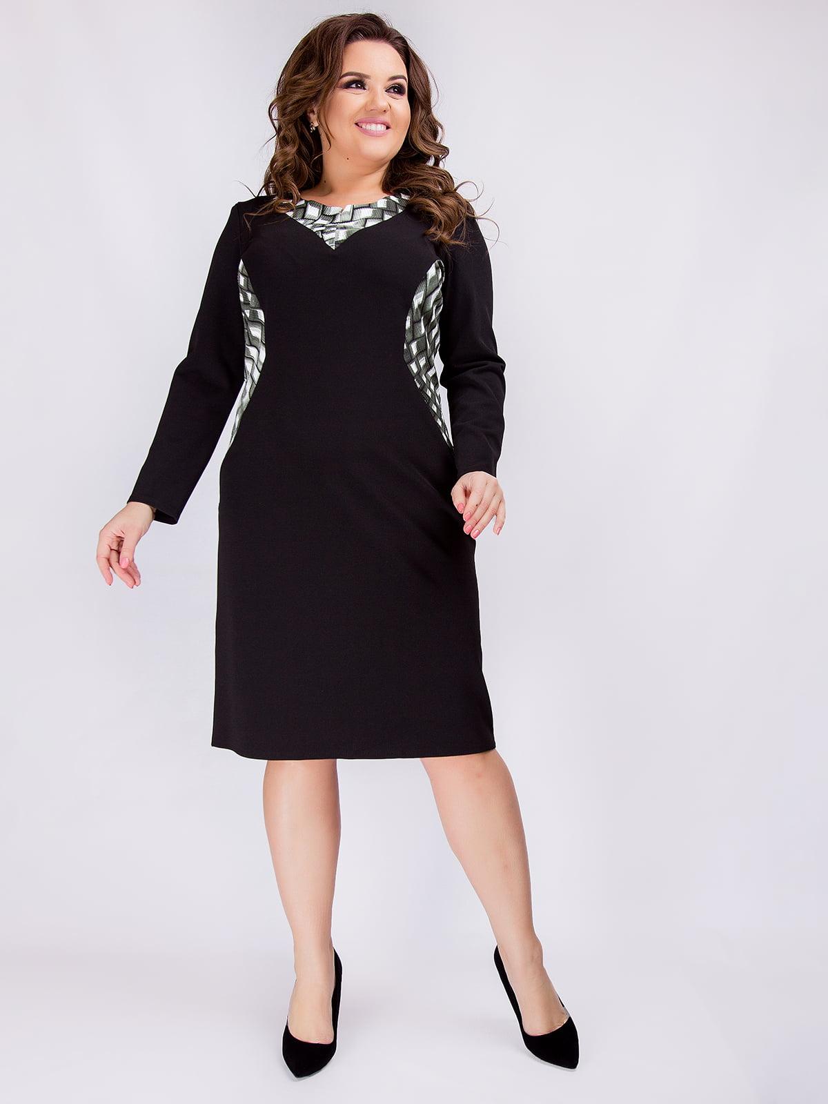 Сукня чорна   4820468