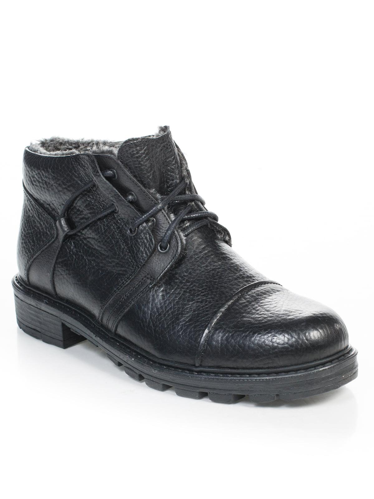 Ботинки черные   4826628   фото 2