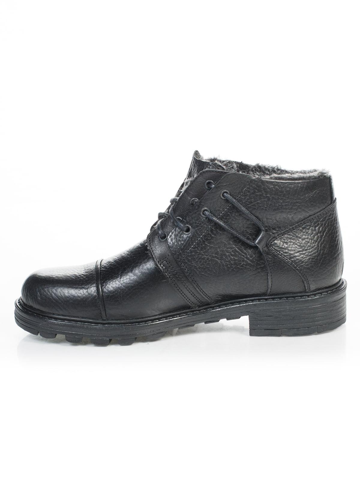 Ботинки черные   4826628   фото 3