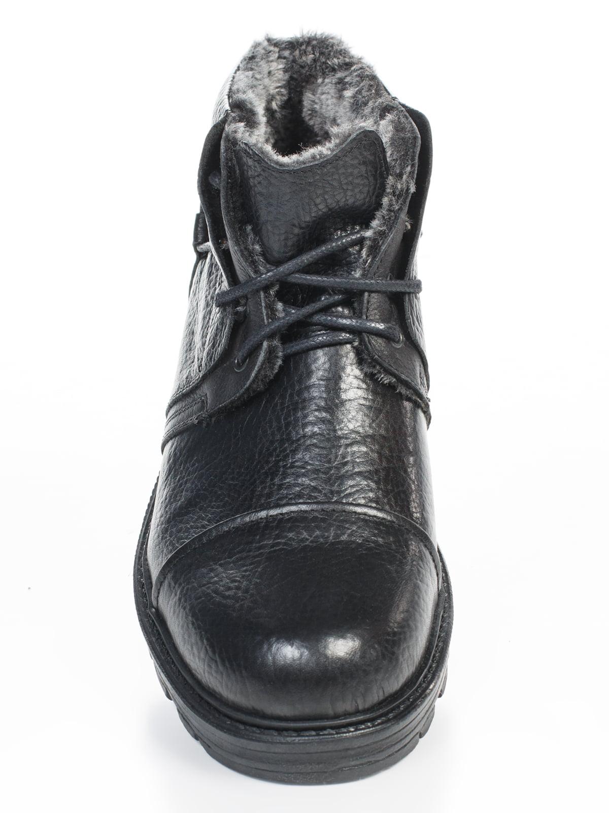 Ботинки черные   4826628   фото 5