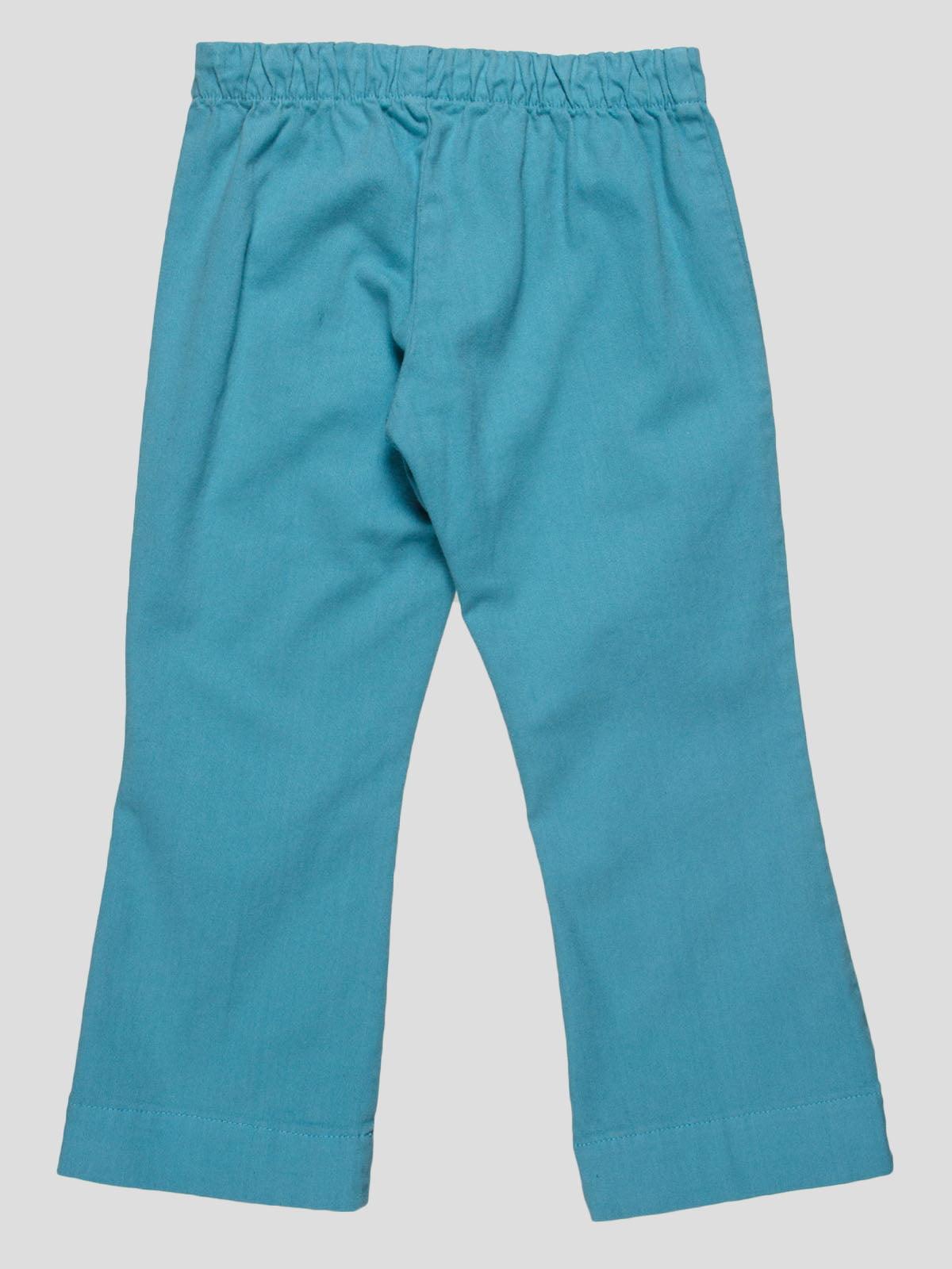 Штани блакитні | 4808722 | фото 2