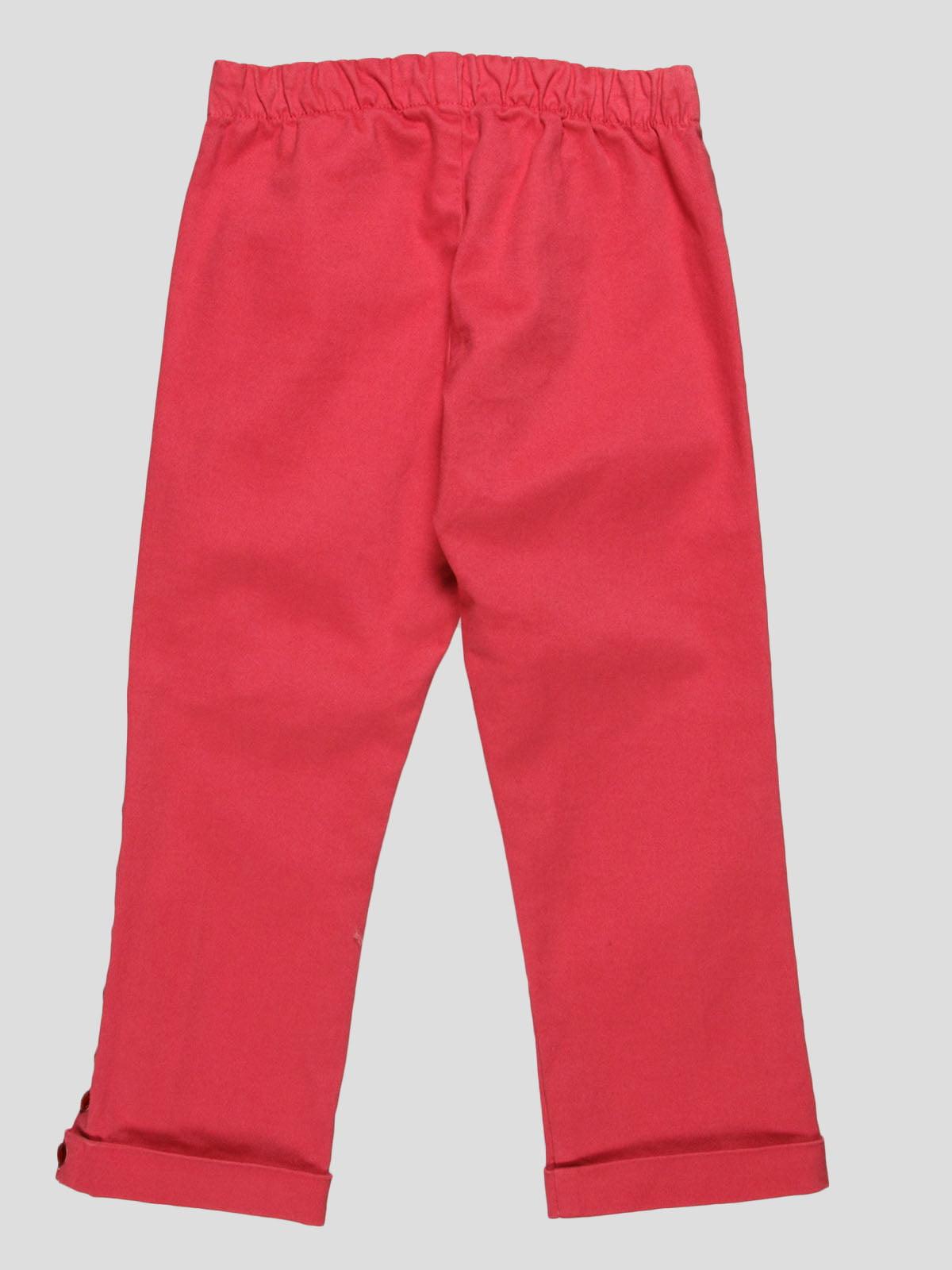 Штани рожеві | 4808724 | фото 2